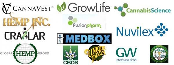 marijuana stocks list