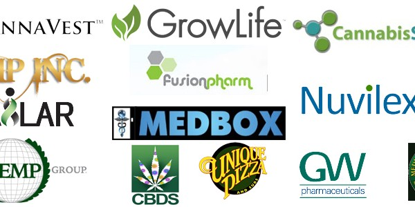 marijuana stocks list