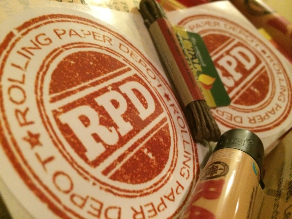 Rolling Paper Depot Interview & Review