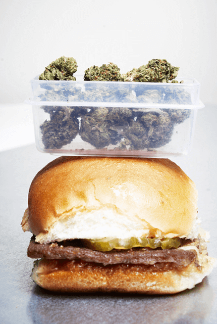 Why Does Pot Give You the Munchies