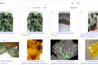 weed on craigslist