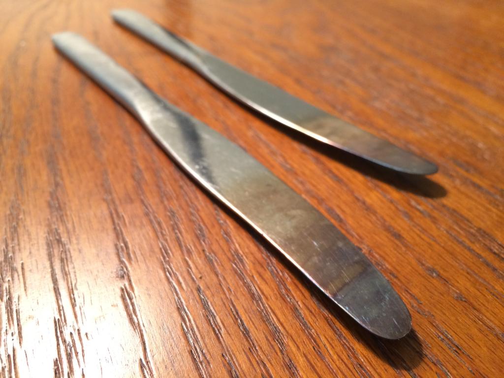 dab hot knife