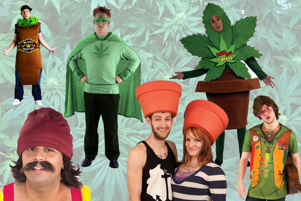 weed costumes