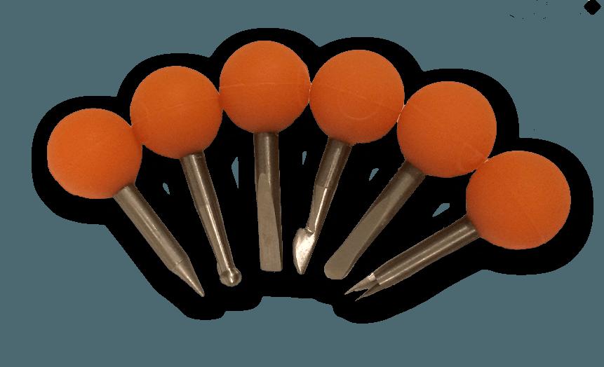 nail crown titanium dabbers